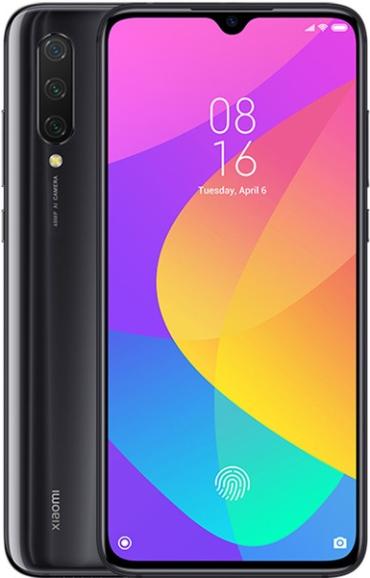 Смартфон Xiaomi Mi9 Lite LTE 6Gb 128Gb Onyx Grey