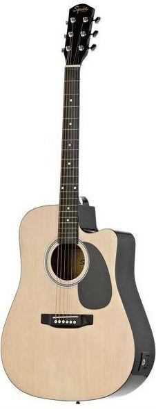 Акустическая гитара Fender Squier SA-10…