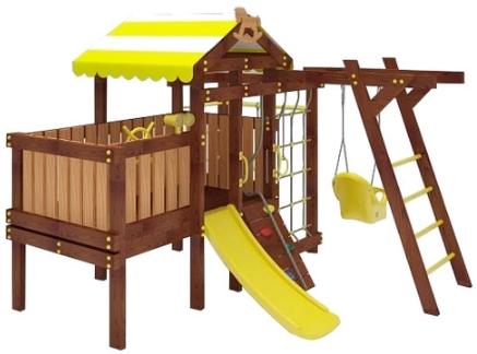 Мир детских площадок Савушка Baby-2 Play