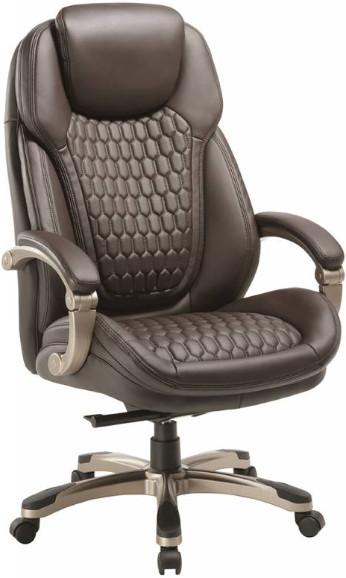 Кресло руководителя Бюрократ T-9917/BRO…