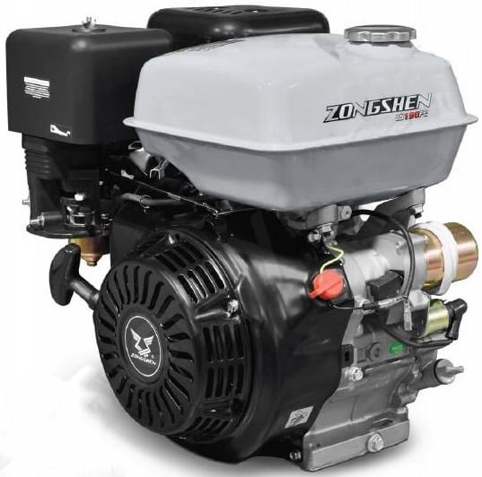 Двигатель Zongshen ZS190FE (с катушкой 12В, 15 л.с.)