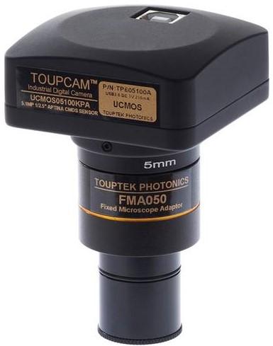 Видеоокуляр Touptek ToupCam 5.1 MP
