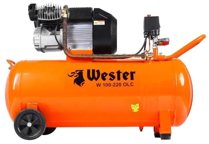 Компрессор Wester W 100-220 OLC