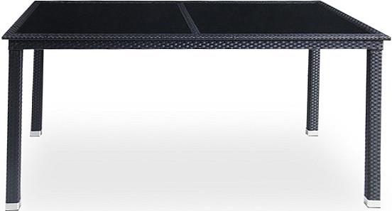 Стол Афина-Мебель T246A-W5 черный