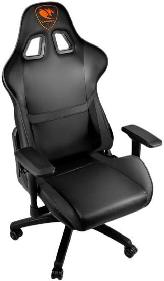 Игровое кресло Cougar Armor черный