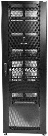 Серверный шкаф ЦМО ШТК-СП-42.8.12-44АА-9005 42U