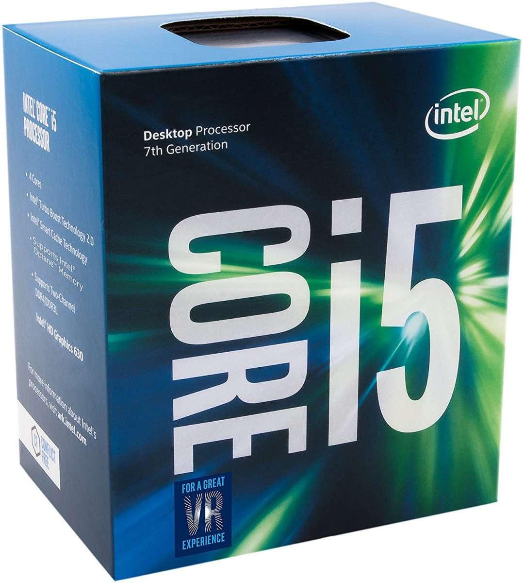 Процессор (CPU) Intel Core i5-7500 3.4G…