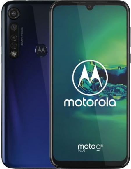 Смартфон Motorola Moto G8 Plus 64Gb Blue Space