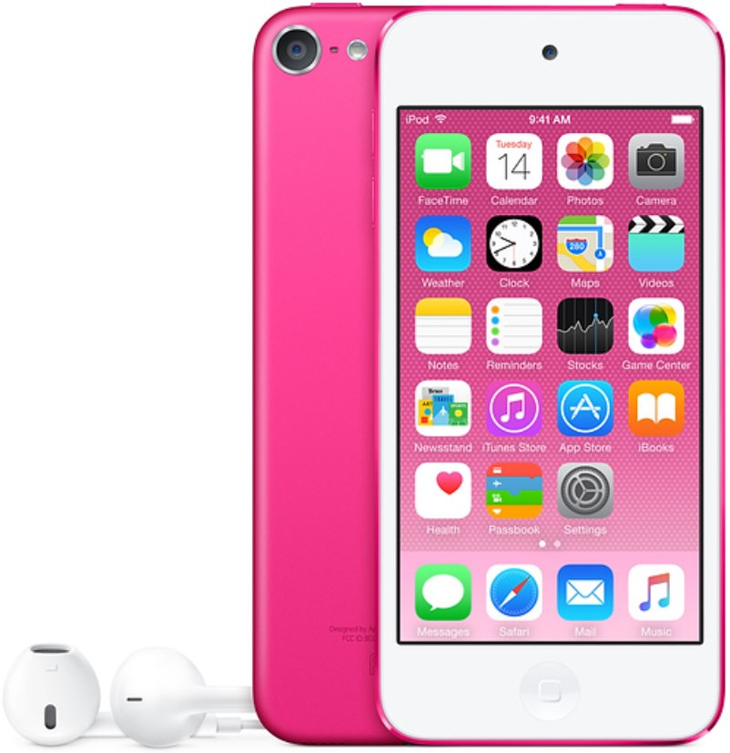 Mp3 плеер Apple iPod Touch 7 128Gb Pink