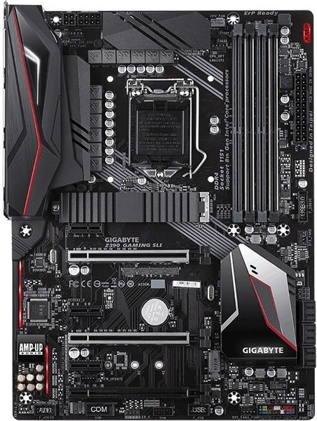 Материнская плата Gigabyte Z390 Gaming SLI LGA 1151v2