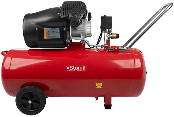 Воздушный компрессор Sturm! AC93104