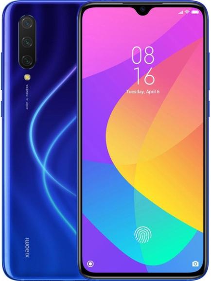 Смартфон Xiaomi Mi9 Lite LTE 6Gb 64Gb Aurora Blue