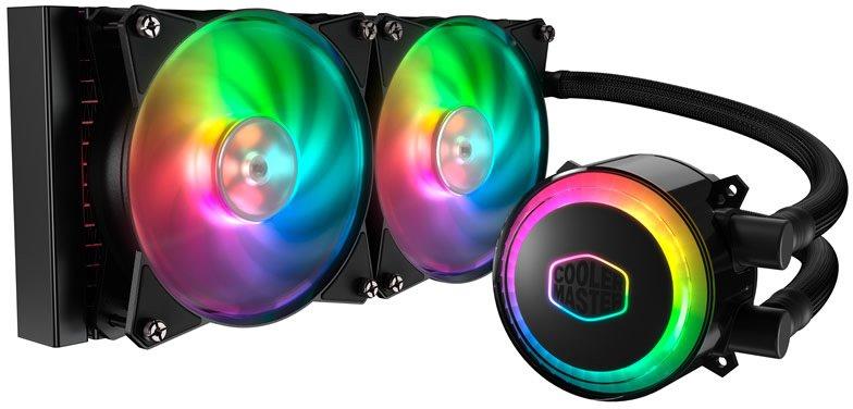 СВО Cooler Master MasterLiquid ML240R RGB
