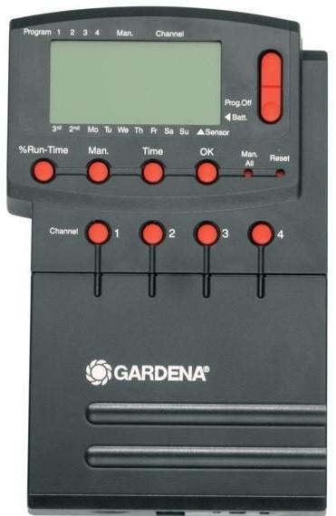 Блок управления Gardena 01276-27