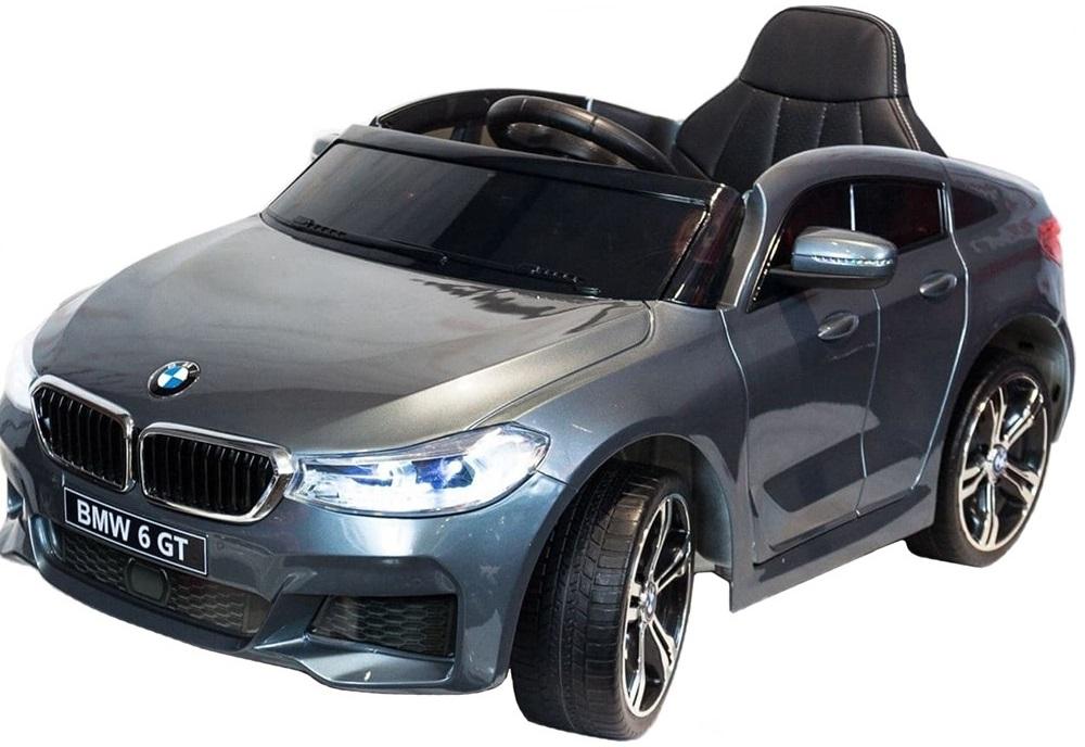 Электромобиль ToyLand BMW 6 GT Silver
