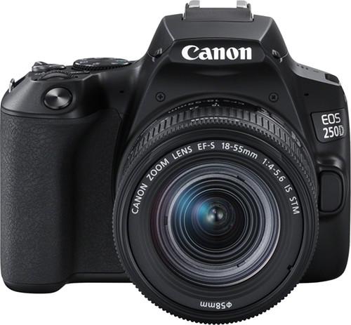 Фотоаппарат Canon EOS 250D Black 18-55 + SB130