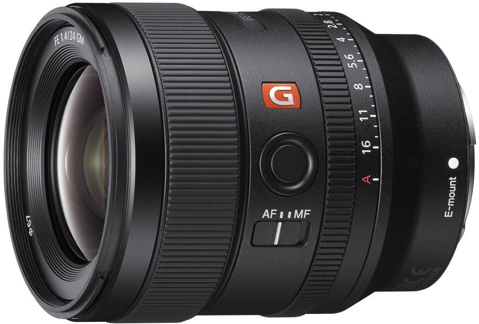 Объектив Sony FE 24mm f/1.4 GM SEL-24F1…