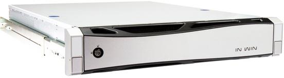 Рэковый корпус InWin Rackmount Storage IW-RS208-02M 500W