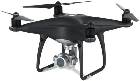 Квадрокоптер DJI Phantom 4 Pro Obsidian Edition