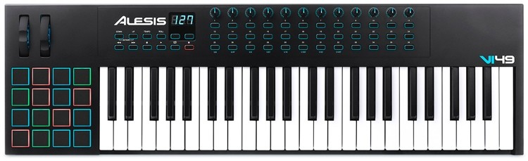 Миди-клавиатура Alesis VI49