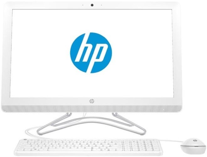 "Моноблок HP 200 G3 21,5""/2,2GHz/4Gb/1Tb/128GbSSD/W10 White"