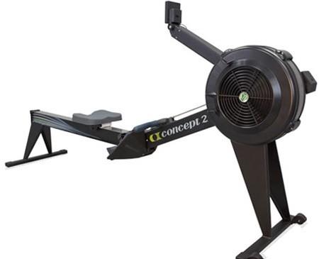 Гребной тренажер Concept2 E PM5 Black