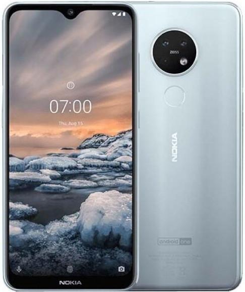 Смартфон Nokia 7.2 LTE 4Gb 64Gb Ice