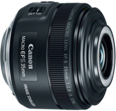 Объектив Canon EF-S 35mm F2.8 IS STM ma…