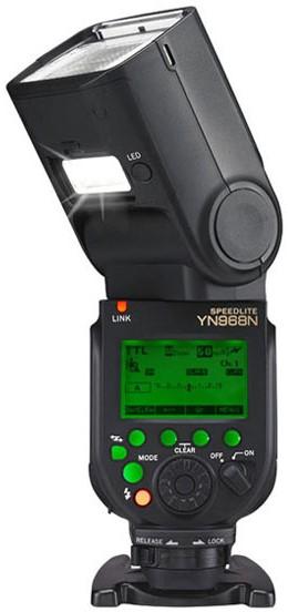 Фотовспышка Yongnuo Speedlite YN-968N f…