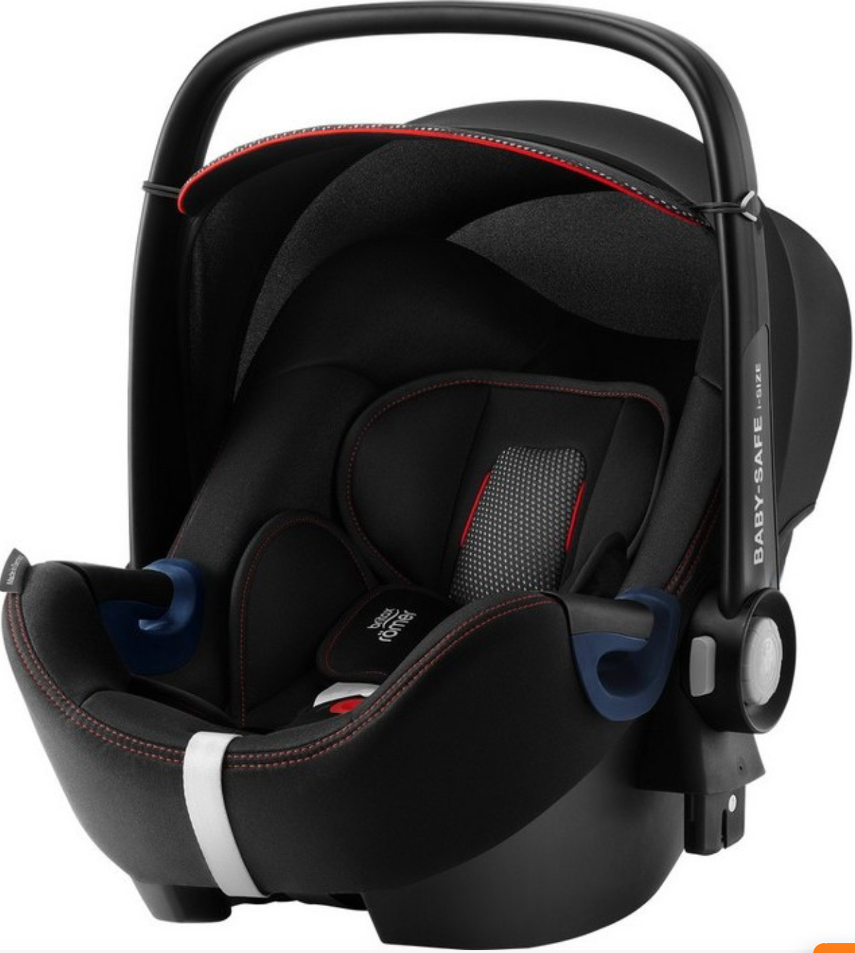 Автокресло Britax Roemer Baby-Safe i-Size Cool Flow Black (0-13 кг)
