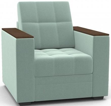 Кресло-кровать Цвет Диванов Атланта Next мятный 108x90x94 см