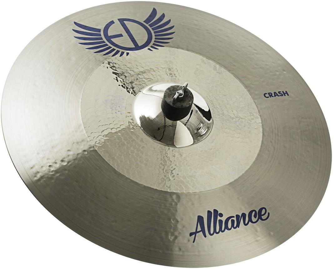 """EDCymbals Crash Alliance 19"""""""