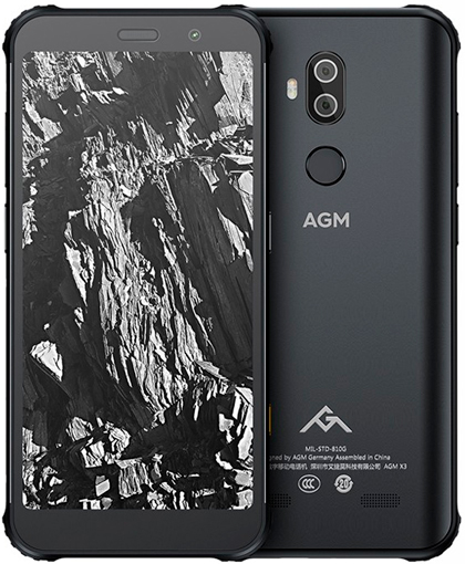 Смартфон AGM X3 LTE 8Gb 128Gb Black