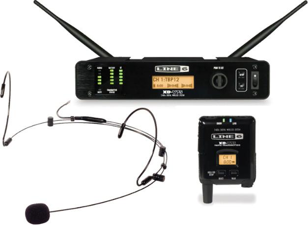 Радиосистема Line 6 XD-V75