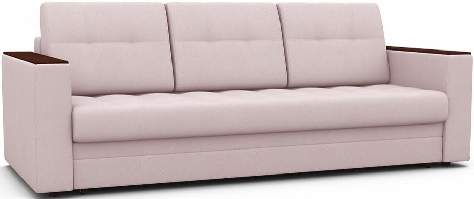 Диван Цвет Диванов Атланта Next Uno розовый 240x90x93 см