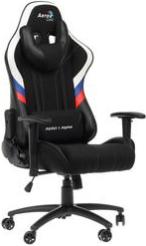 Игровое кресло AeroCool Aero 1 Alpha RUS белый