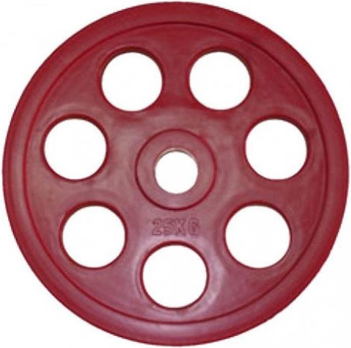 Диск Oxygen Евро-классик 25 кг (хват ромашка)