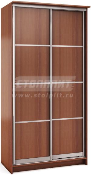 Шкаф-купе Столплит 610-850-000-0606 яблоня локарно 120x242x54 см
