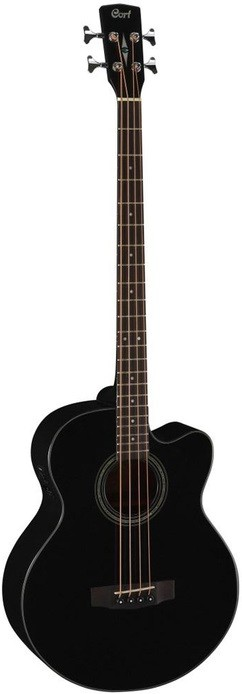 Бас-гитара Cort SJB5F-BK Acoustic Bass …