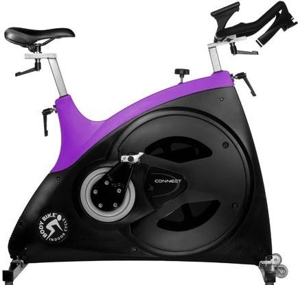 Велотренажер Body Bike Connect Purple