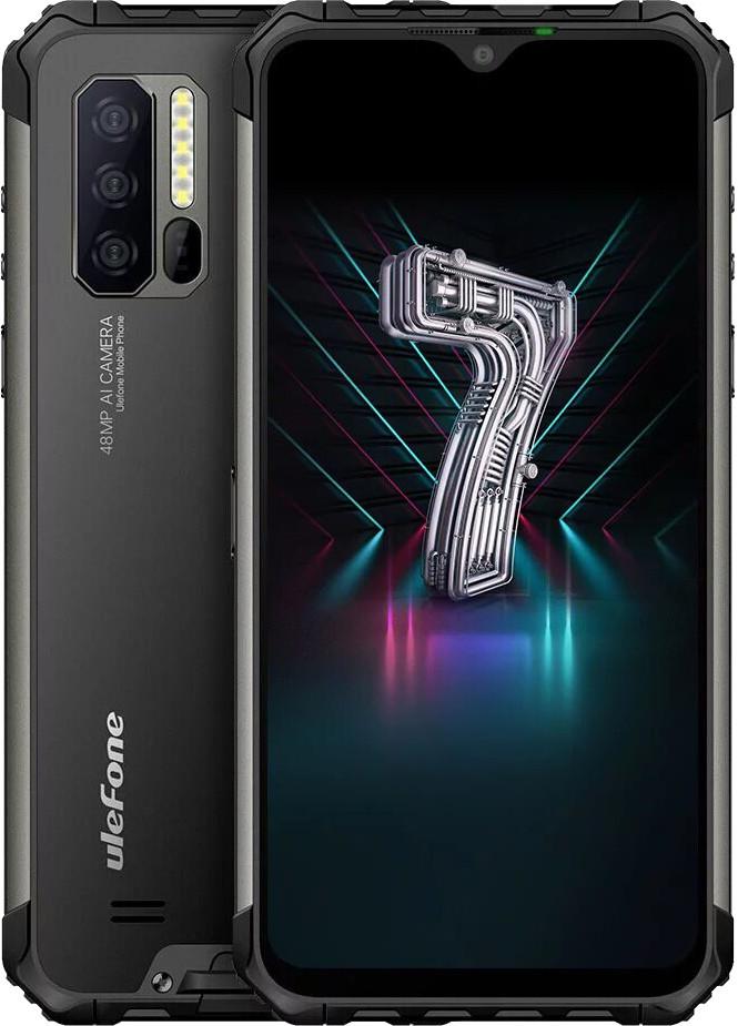 Смартфон Ulefone Armor 7 LTE 8Gb 128Gb Black