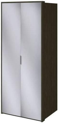 Шкаф Интердизайн Тоскано ясень темный/капучино 2209x968x599 см (с зеркалами)