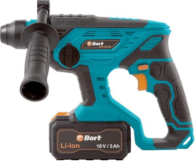 Перфоратор Bort BHD-18X-BLK