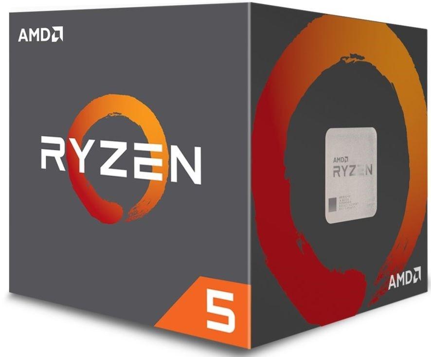 Процессор (CPU) AMD Ryzen 5 2600X 3.6GHz BOX