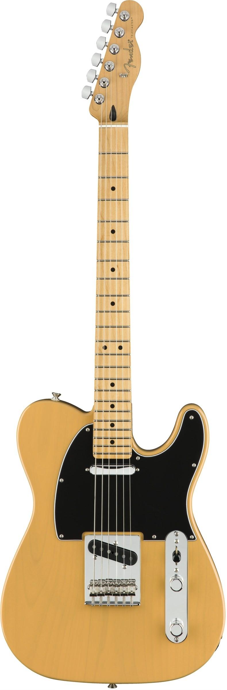Электрогитара Fender Player Tele MN BTB
