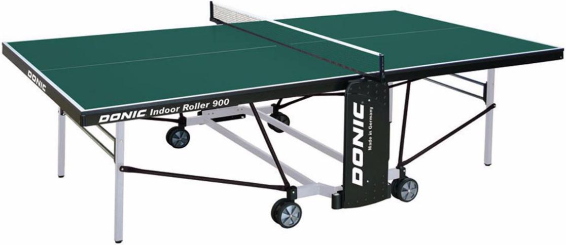 Теннисный стол Donic Indoor Roller 900 Green