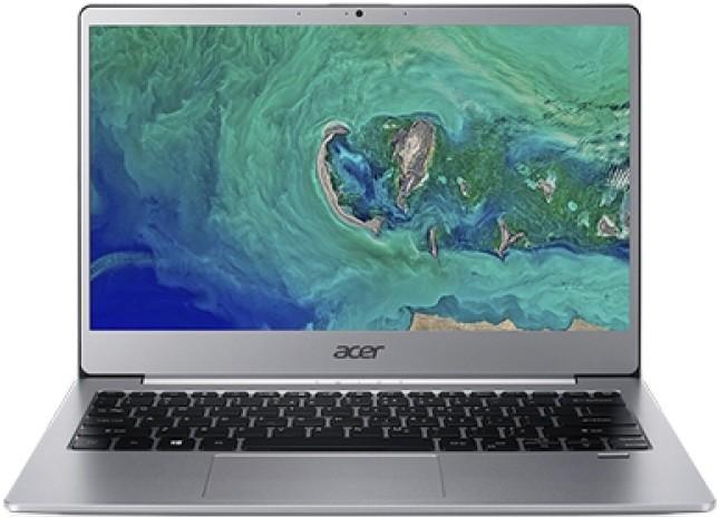 "Ноутбук Acer Swift 3 SF313-51-3410 13,3""/2,2GHz/4Gb/128GbSSD/W10 Silver"