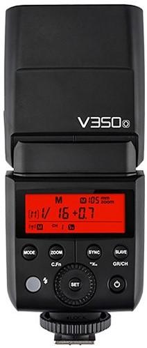 Фотовспышка Godox VING V350O TTL for Olympus