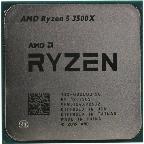Процессор (CPU) AMD Ryzen 5 3500X 3.6GHz OEM