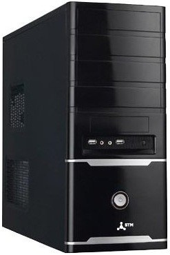 Ролсон 5607 3,1GHz/4Gb/1Tb/DOS Black